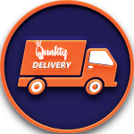 Delivery-Button